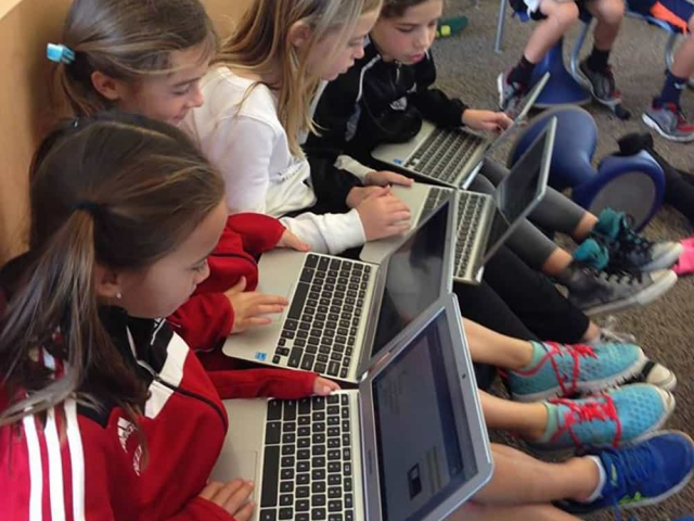 SPARK Classroom Laptops