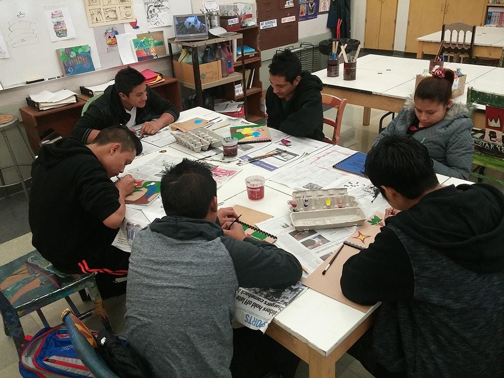 Art Programs for Teens