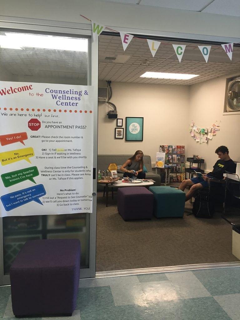 Redwood High School Wellness Center