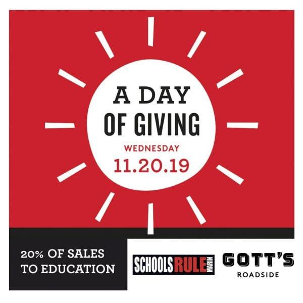 Gott's Day of Giving
