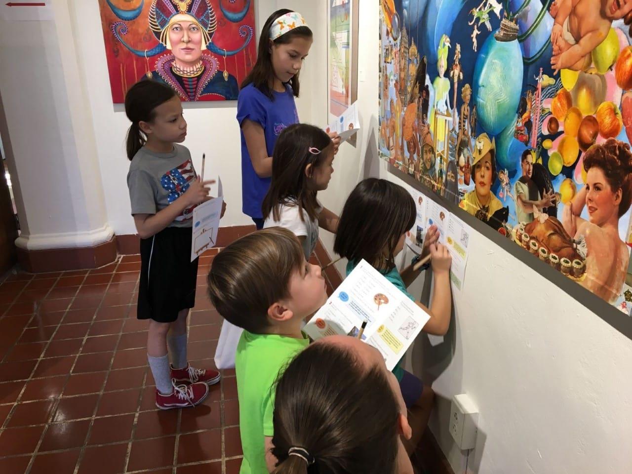 Marin MOCA and Novato 5th Grade Schools Program